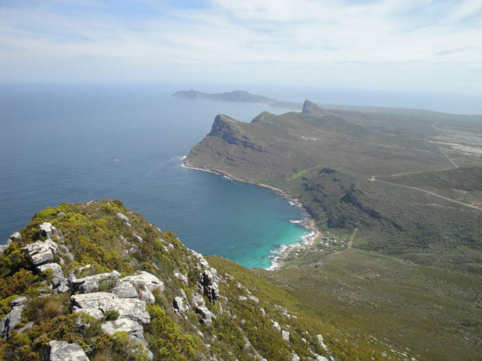 The final day's hike lies ahead: Cape Point!