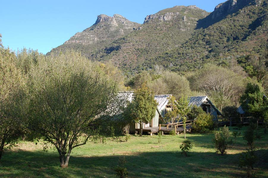 Table Mountain Overnight Accommodation